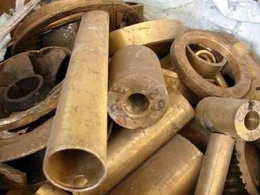 回收有色金属
