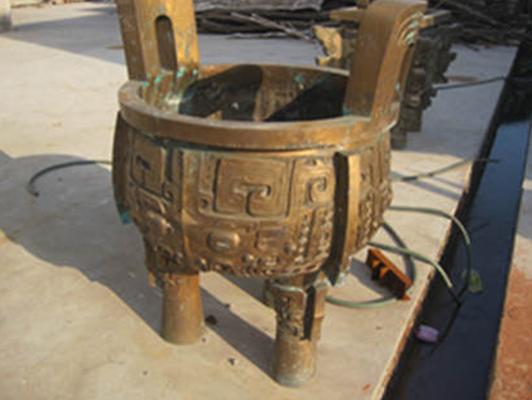 大型铜工艺品